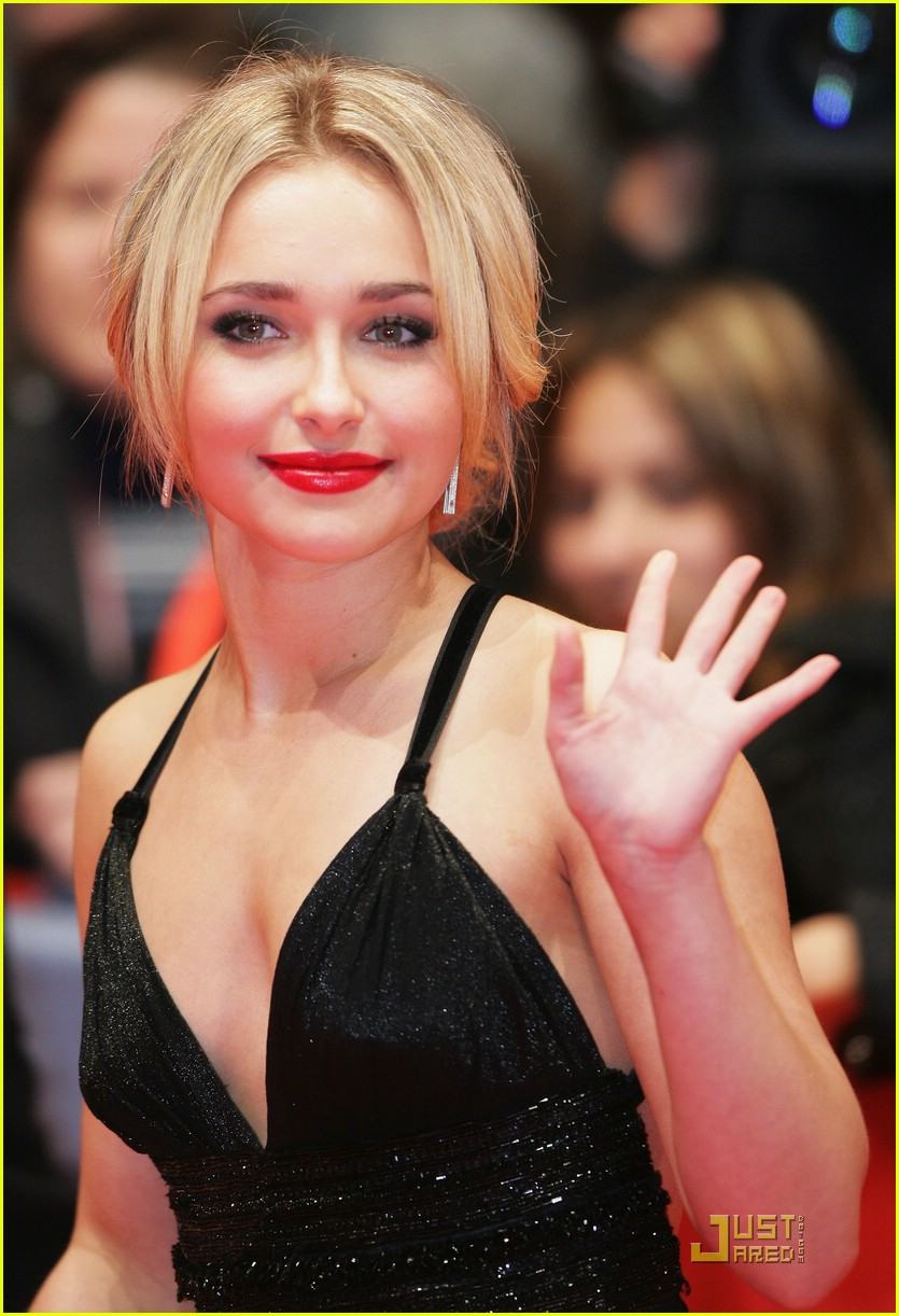 Like this hayden panettiere girls are