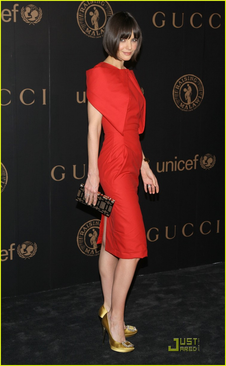 katie holmes night to benefit raising malawai unicef 01