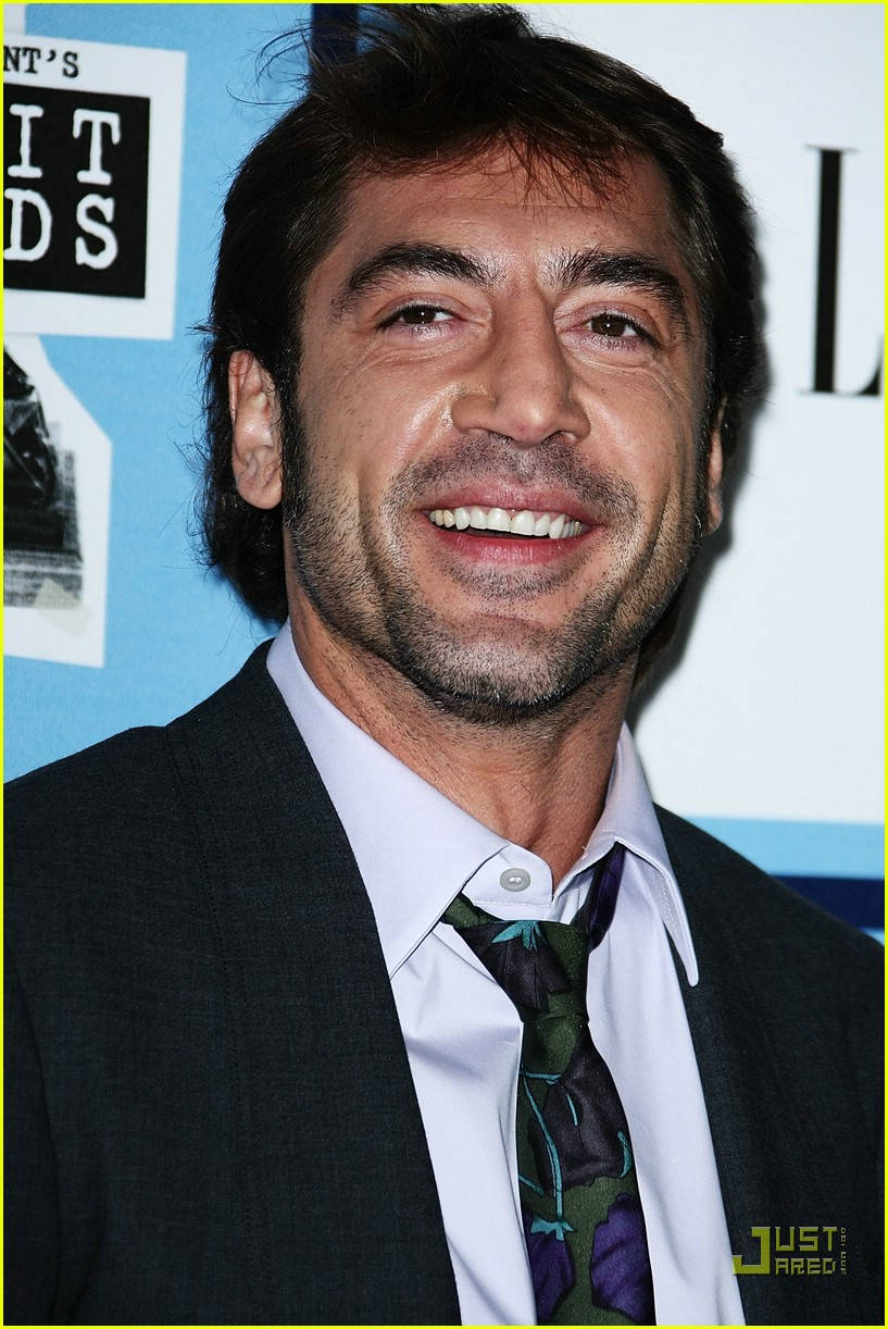 javier bardem oscars 2008 10