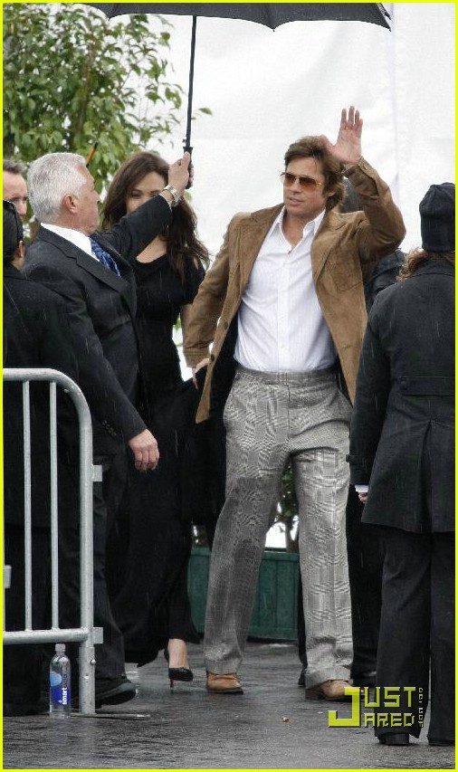 brad pitt independents spirit awards 2008 31950481