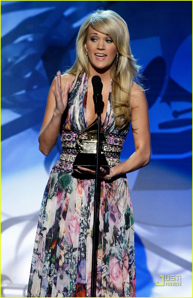 carrie underwood grammys 2008 53922011