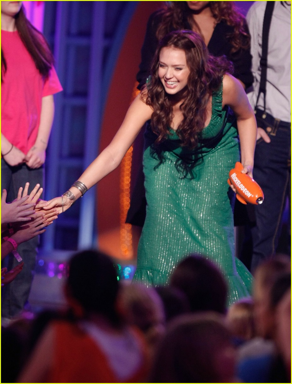 jessica alba 2008 kids choice awards 12