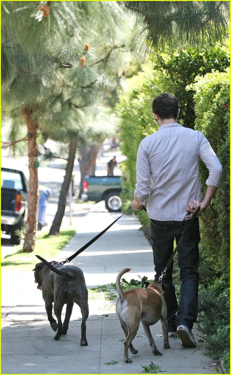 adam brody walking dogs 131024071
