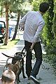 adam brody walking dogs 01