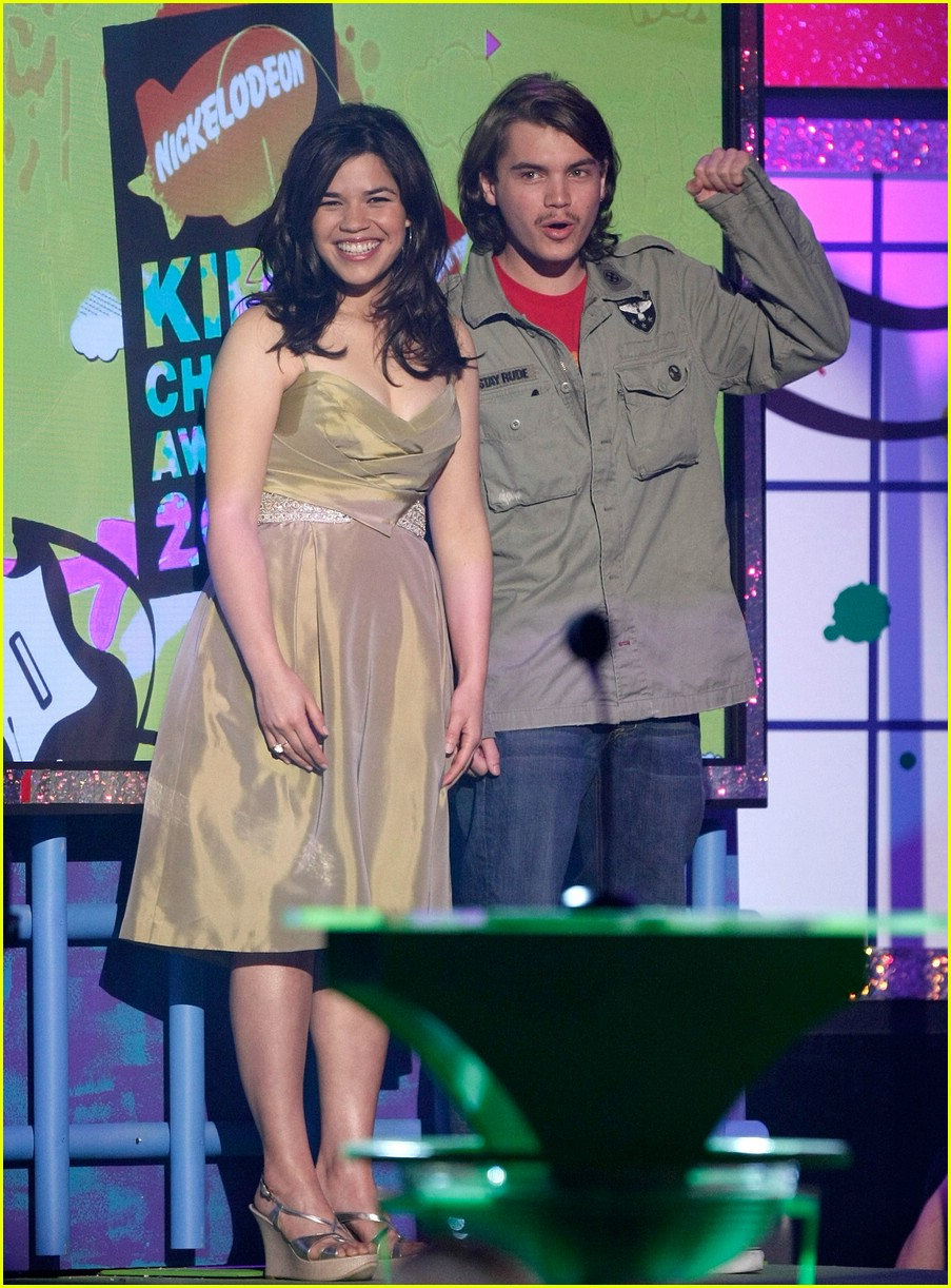 america ferrera kids choice awards 2008 02