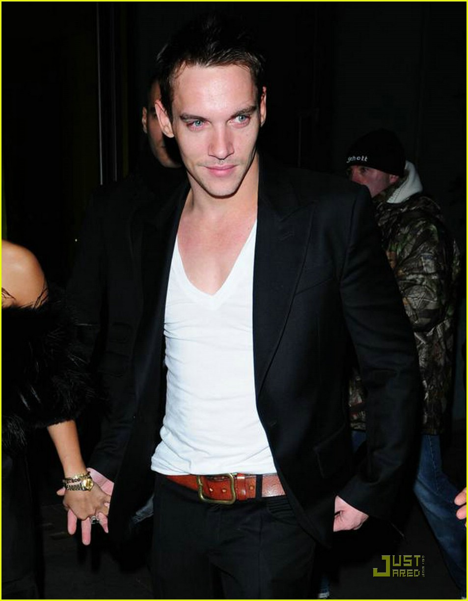 jonathan rhys meyers not another burns night 03973131