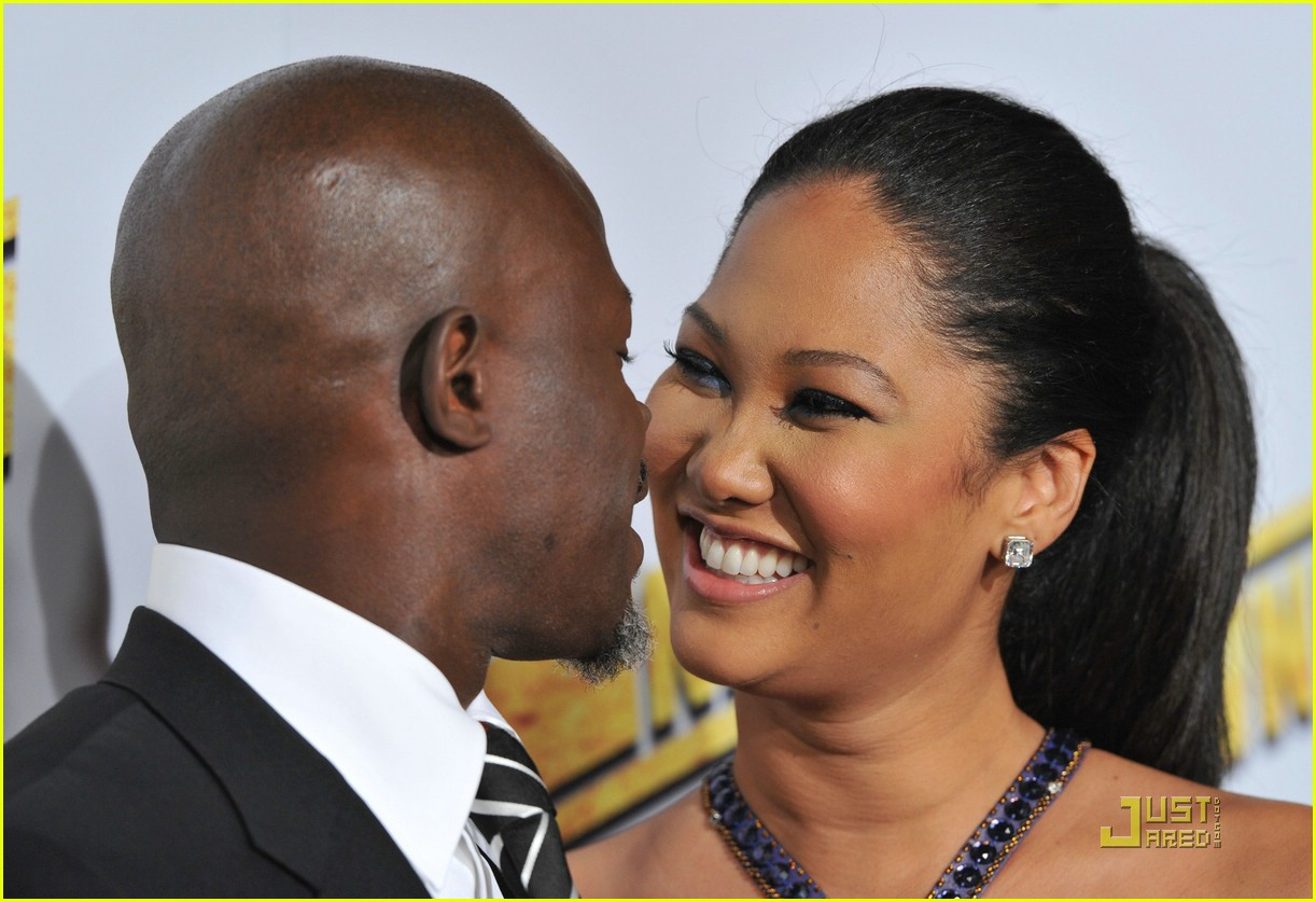 kimora lee djimon hounsou never back down 02975331