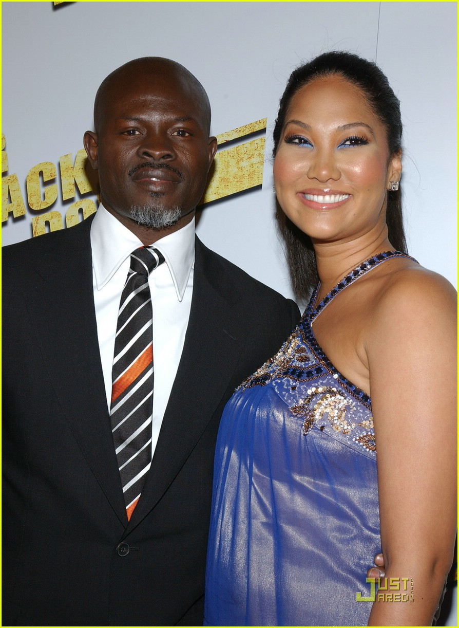 kimora lee djimon hounsou never back down 04