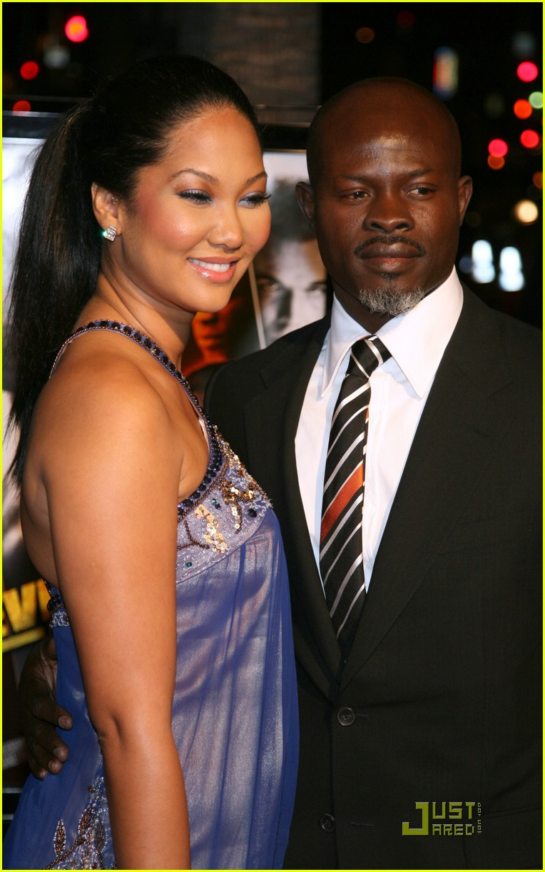 kimora lee djimon hounsou never back down 07975381