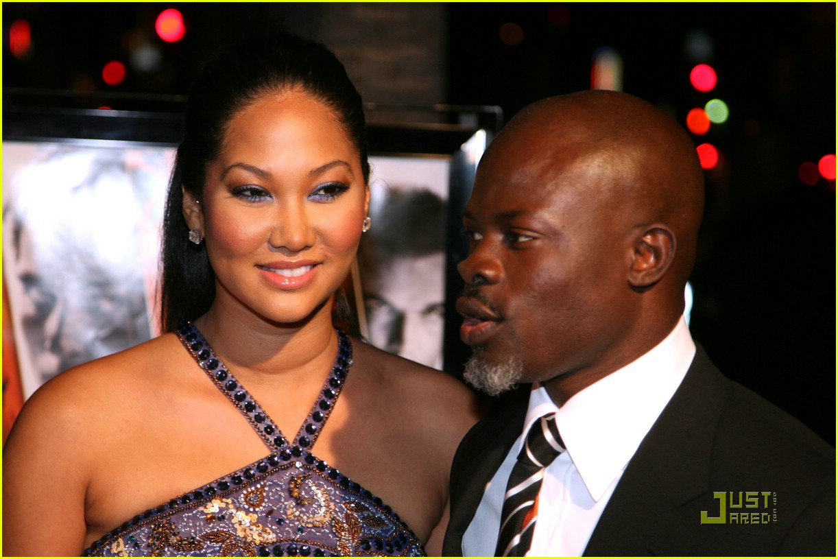 kimora lee djimon hounsou never back down 09975401