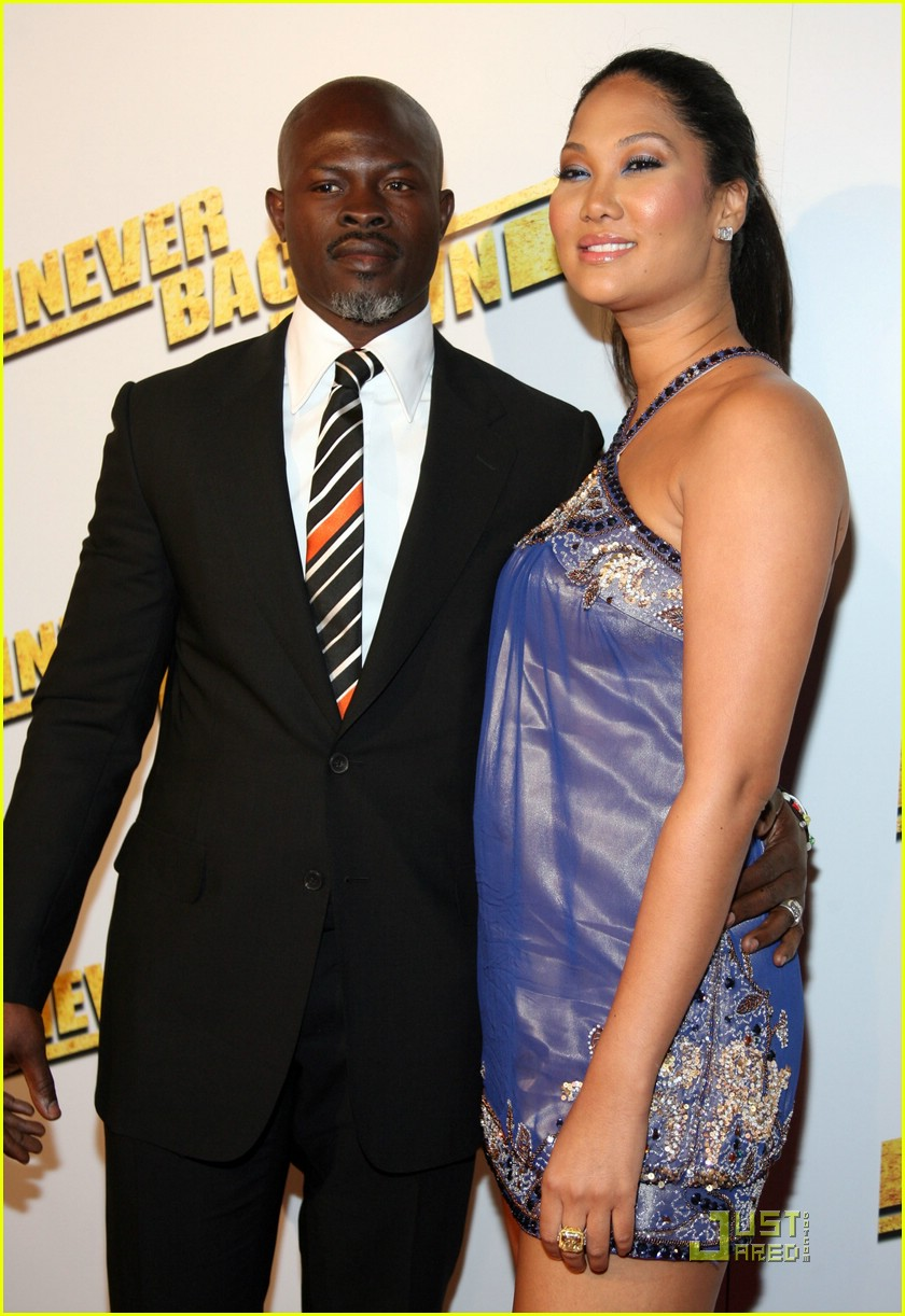 kimora lee djimon hounsou never back down 11975421