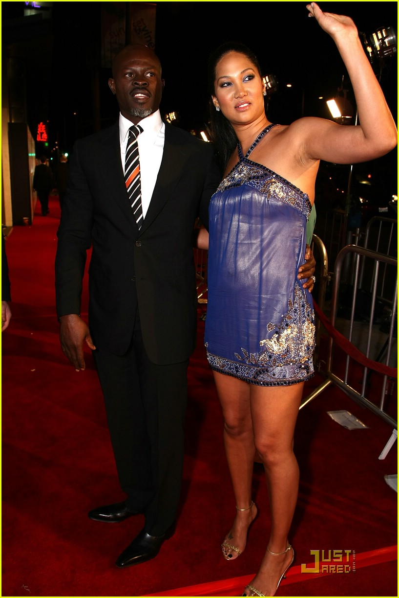 kimora lee djimon hounsou never back down 12