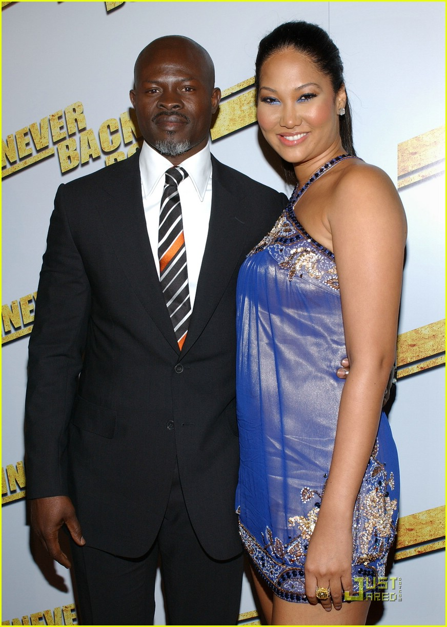 kimora lee djimon hounsou never back down 14975451