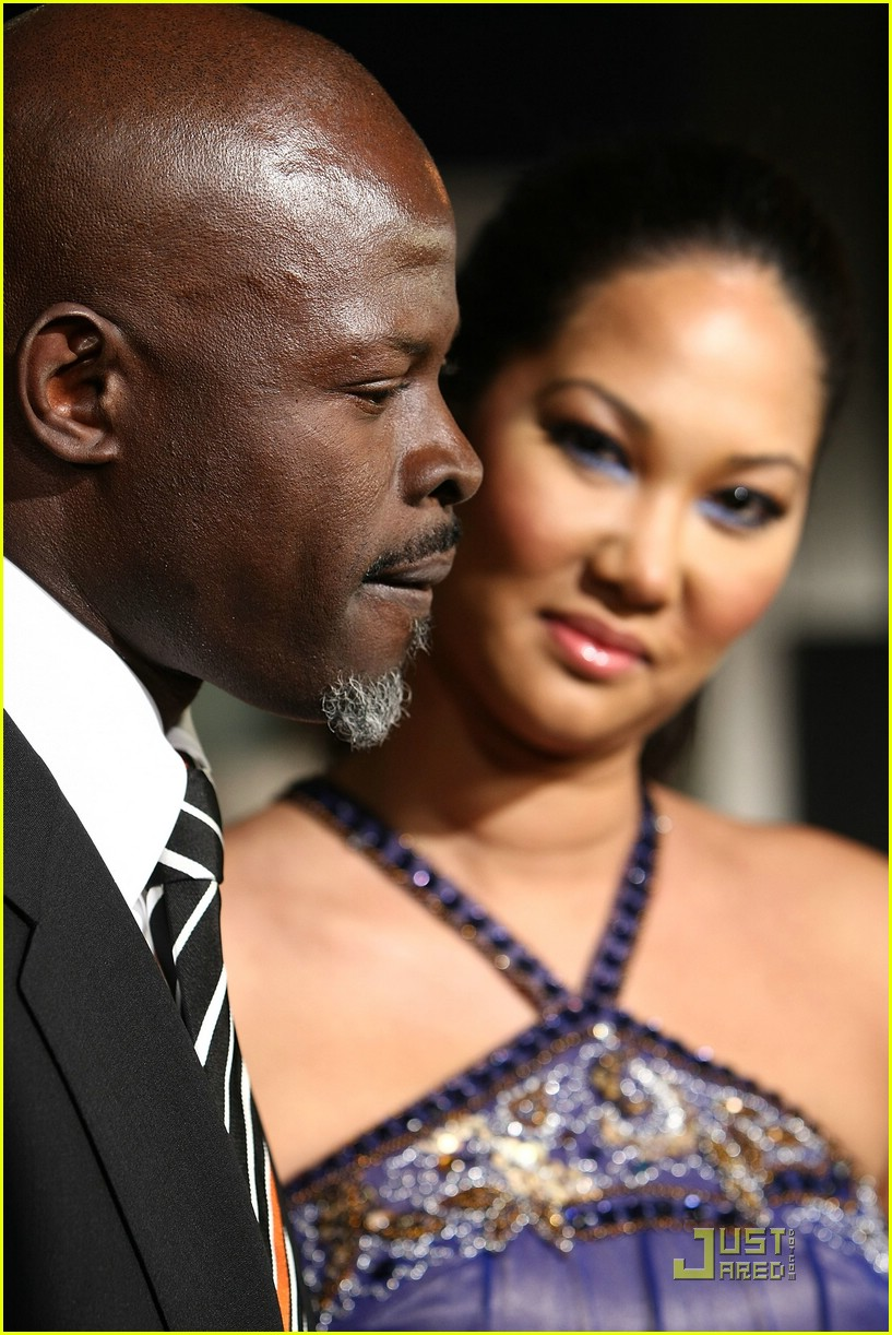 kimora lee djimon hounsou never back down 19975501