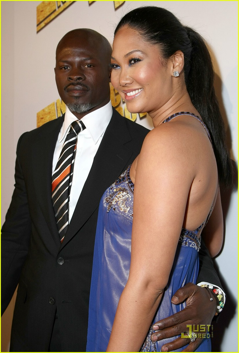 kimora lee djimon hounsou never back down 22975531