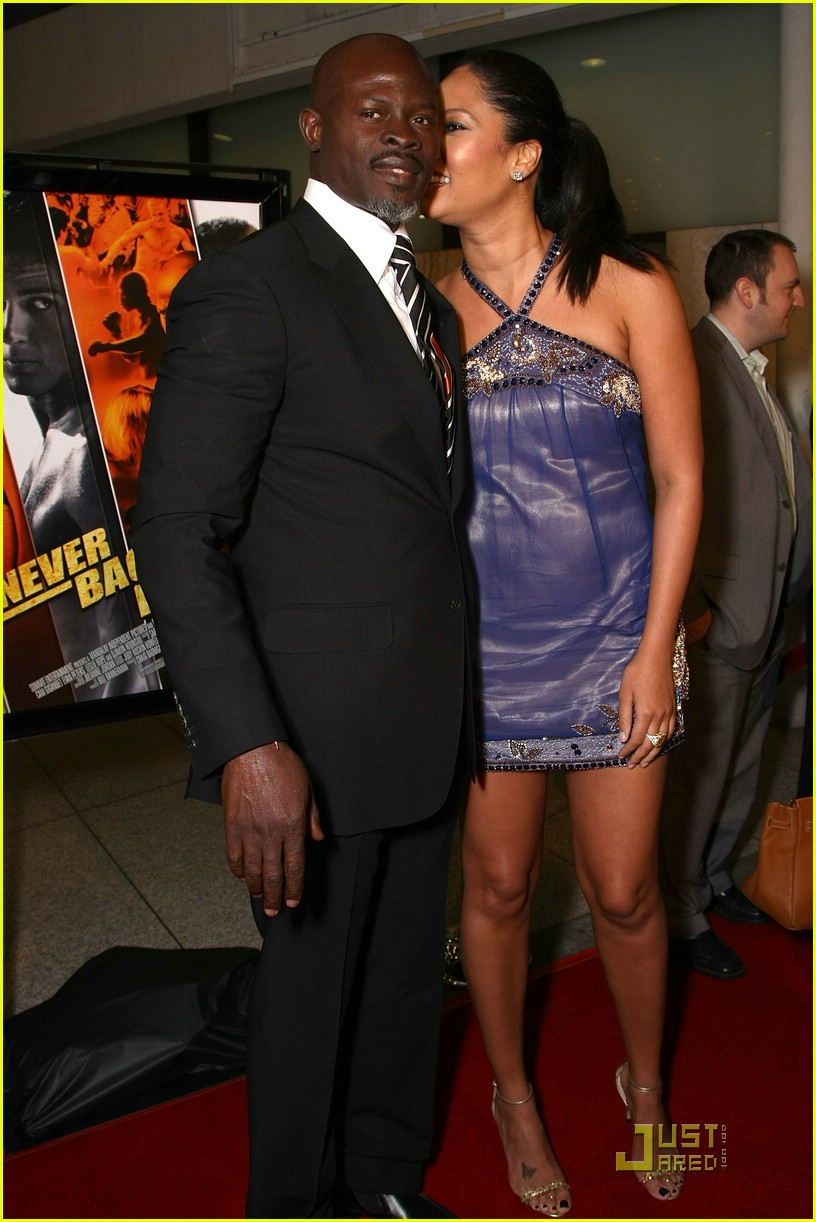 kimora lee djimon hounsou never back down 24