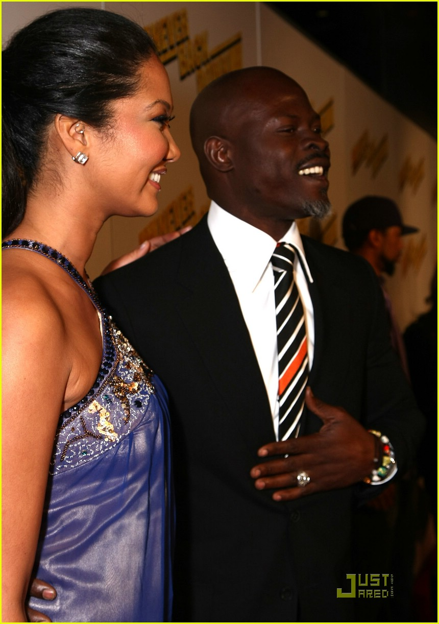 kimora lee djimon hounsou never back down 25975561