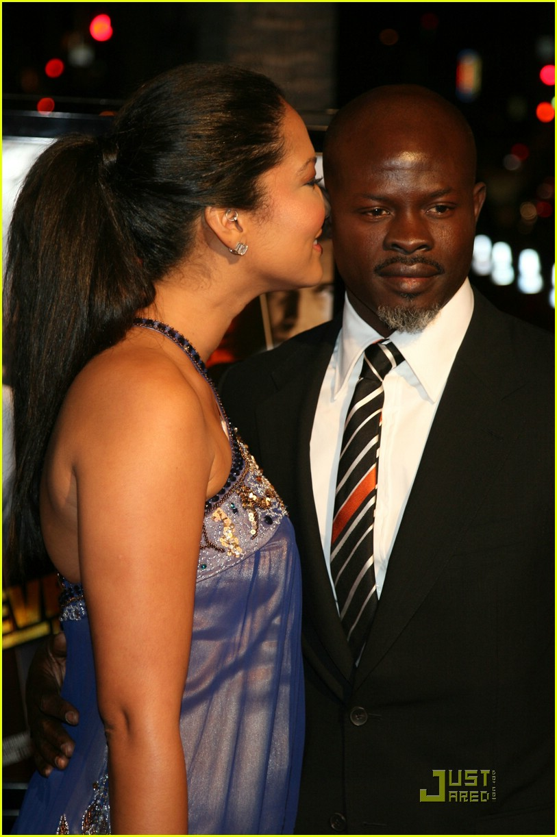 kimora lee djimon hounsou never back down 29975601