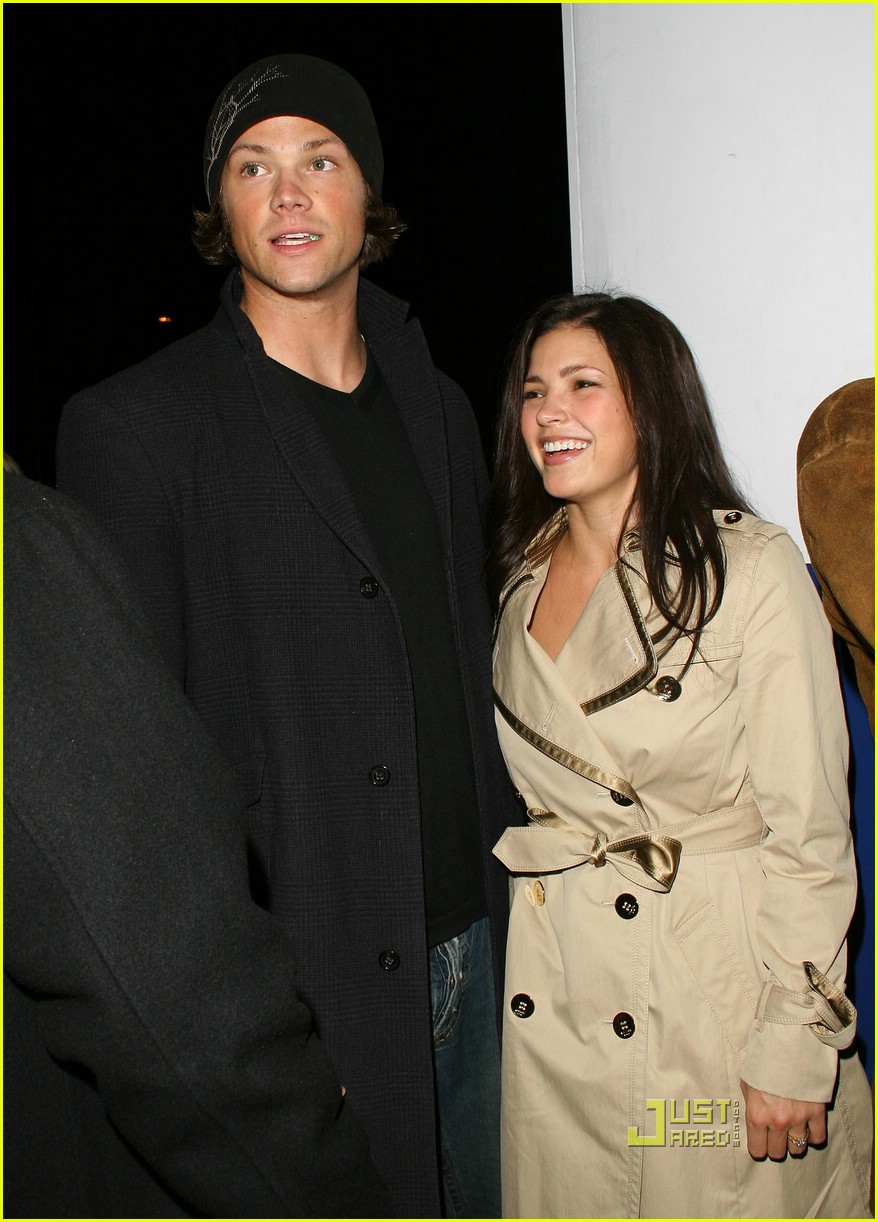 Jared padalecki quotes - Photo 975281 Jared Padalecki Sandra Mccoy Pictures Just Jared