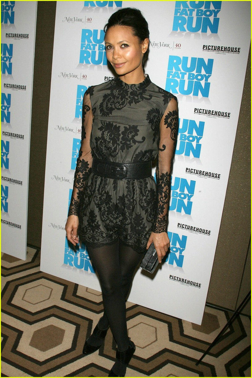 Opinion thandie newton pantyhose that interfere