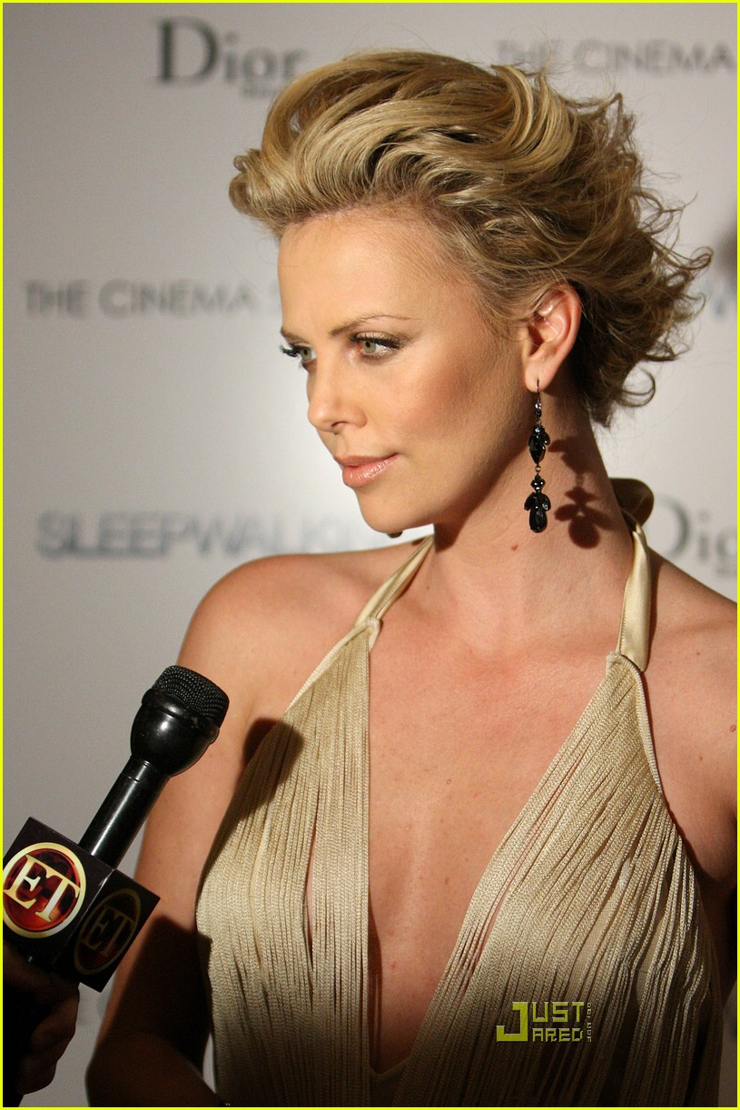 charlize theron sleepwalking premiere new york 31988401