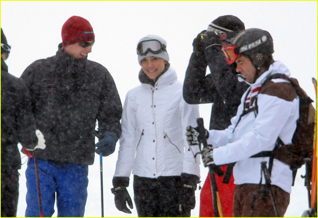 prince william kate middleton skiing 071001211