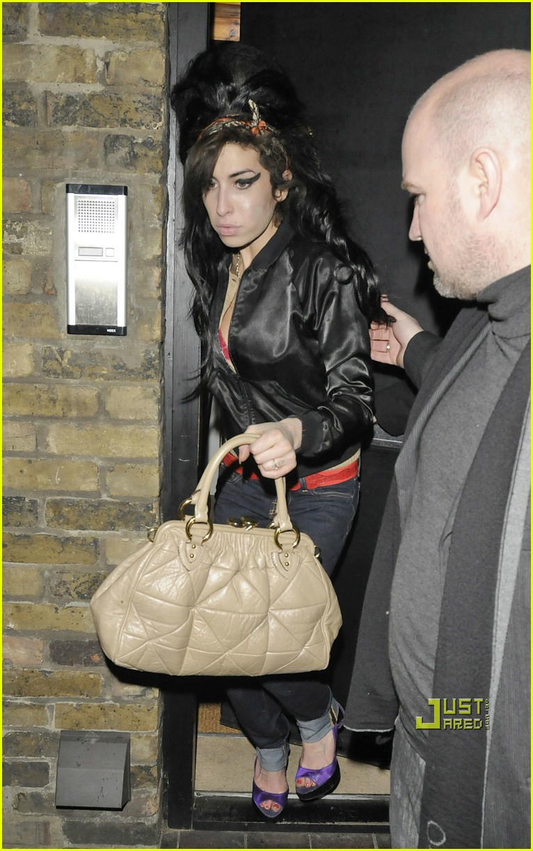 amy winehouse fashion week 07968411