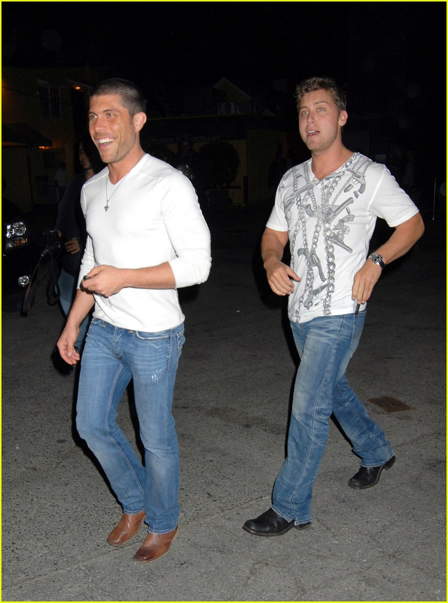 lance bass new boyfriend 031059981