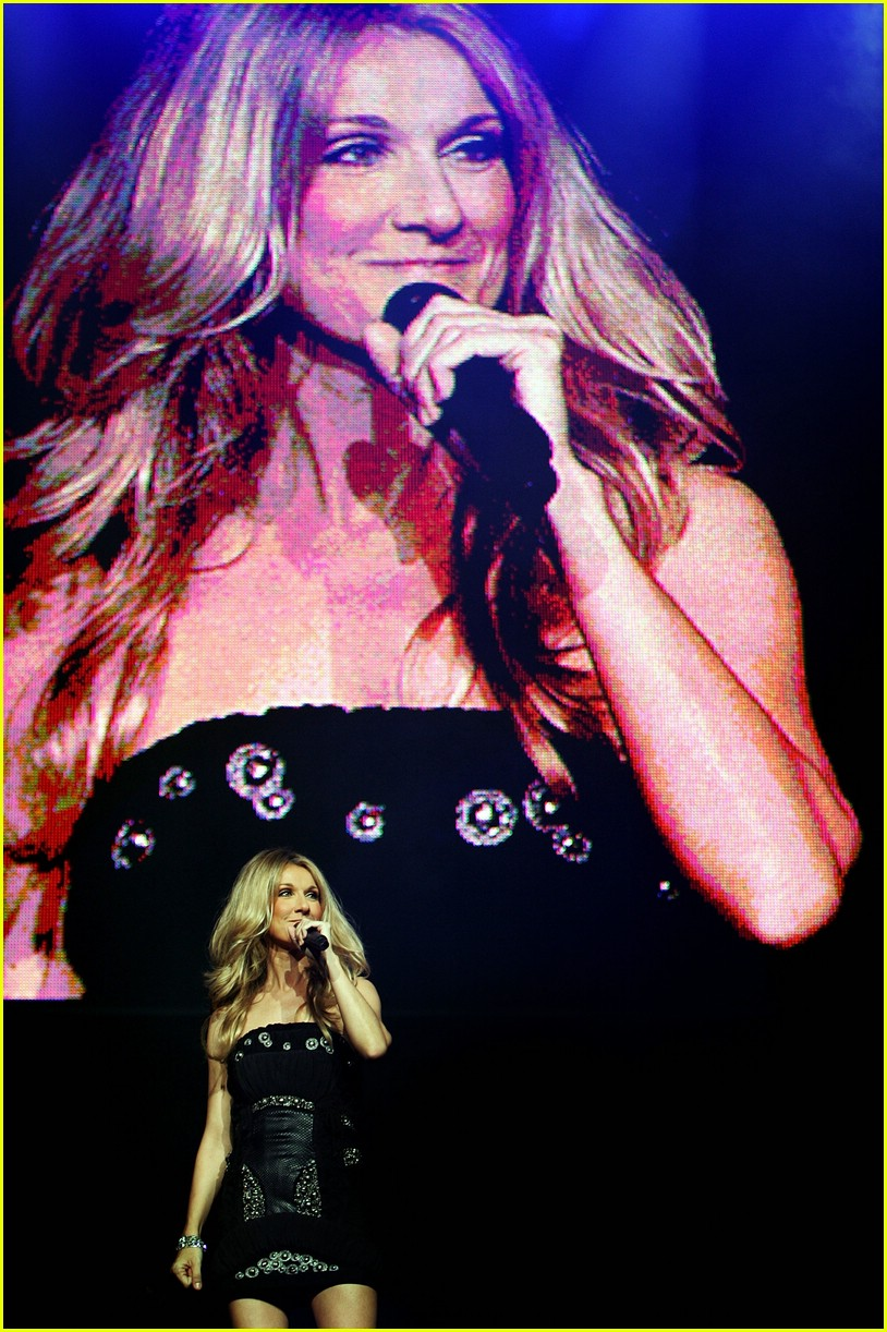 Celine Dion Down Under: Photo 1046991 | Celine Dion Pictures | Just ...