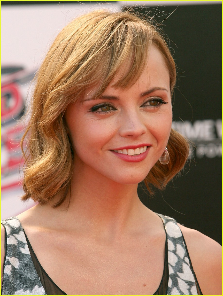 christina ricci speed racer premiere 051093231