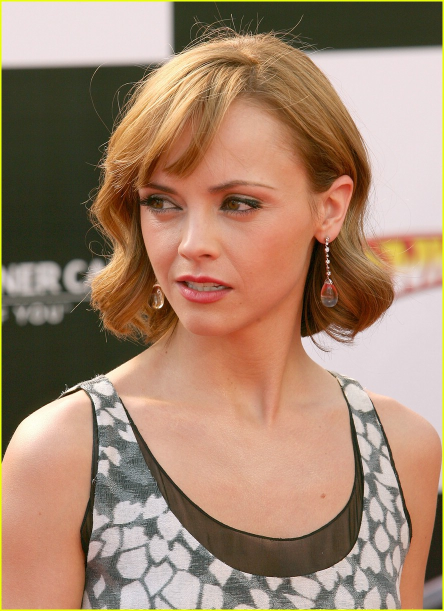 christina ricci speed racer premiere 091093271