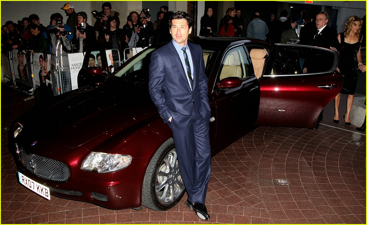 patrick dempsey made of honor premiere 011079711