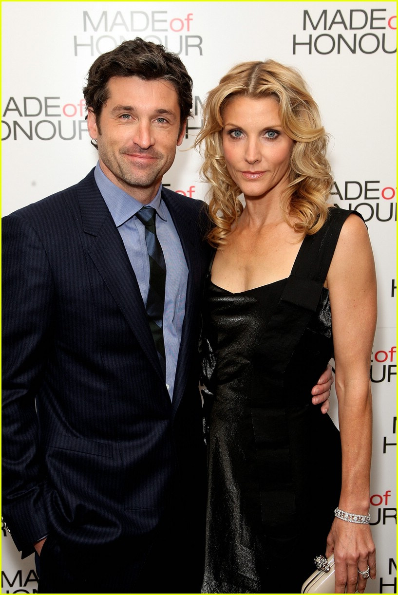 patrick dempsey made of honor premiere 101079801