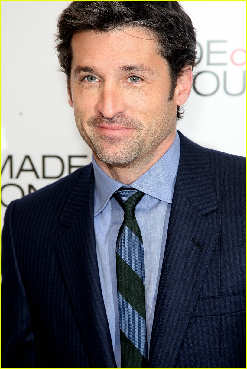 patrick dempsey made of honor premiere 111079811