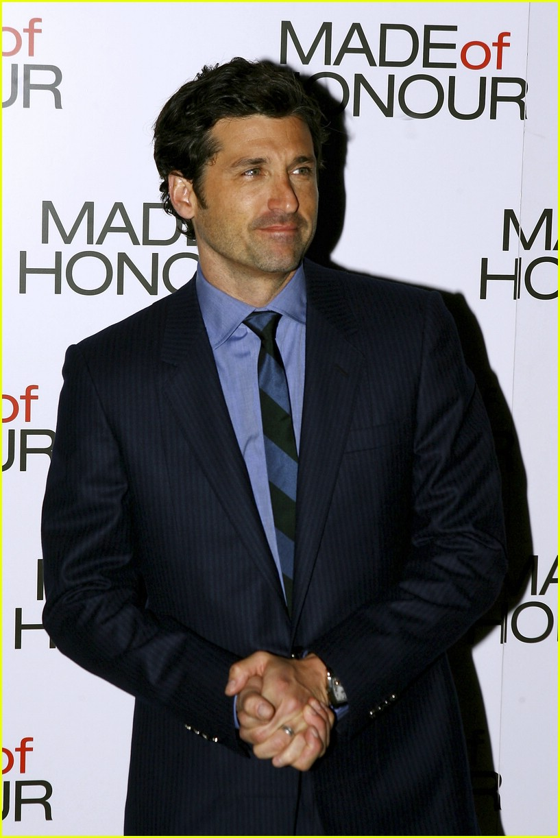 patrick dempsey made of honor premiere 131079831