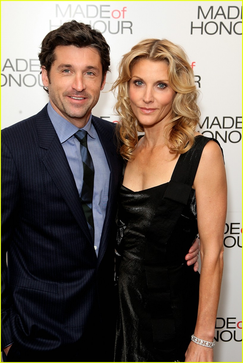 patrick dempsey made of honor premiere 141079841