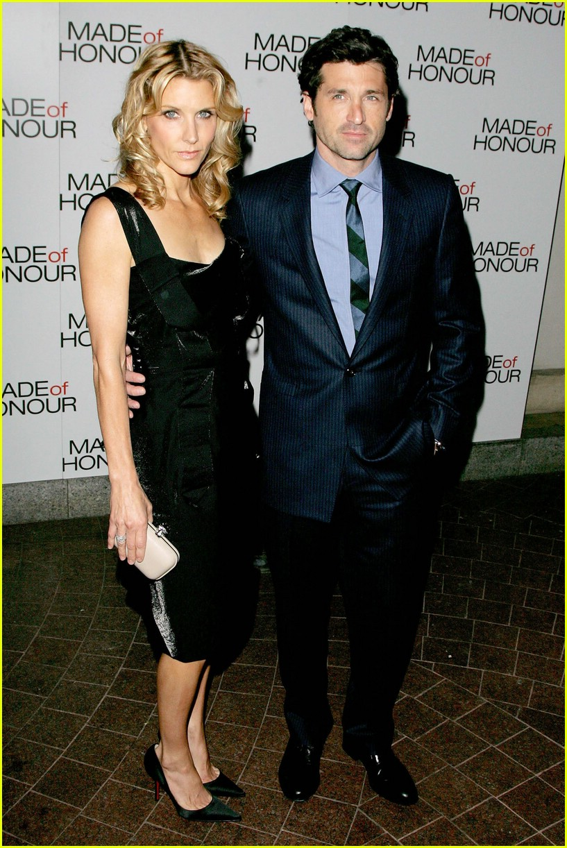 patrick dempsey made of honor premiere 201079901