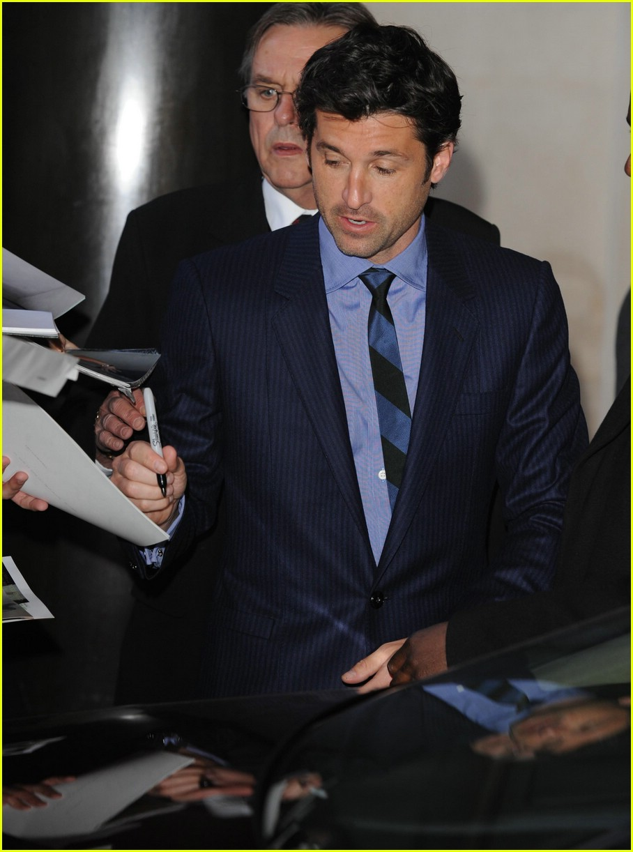 patrick dempsey made of honor premiere 221079921