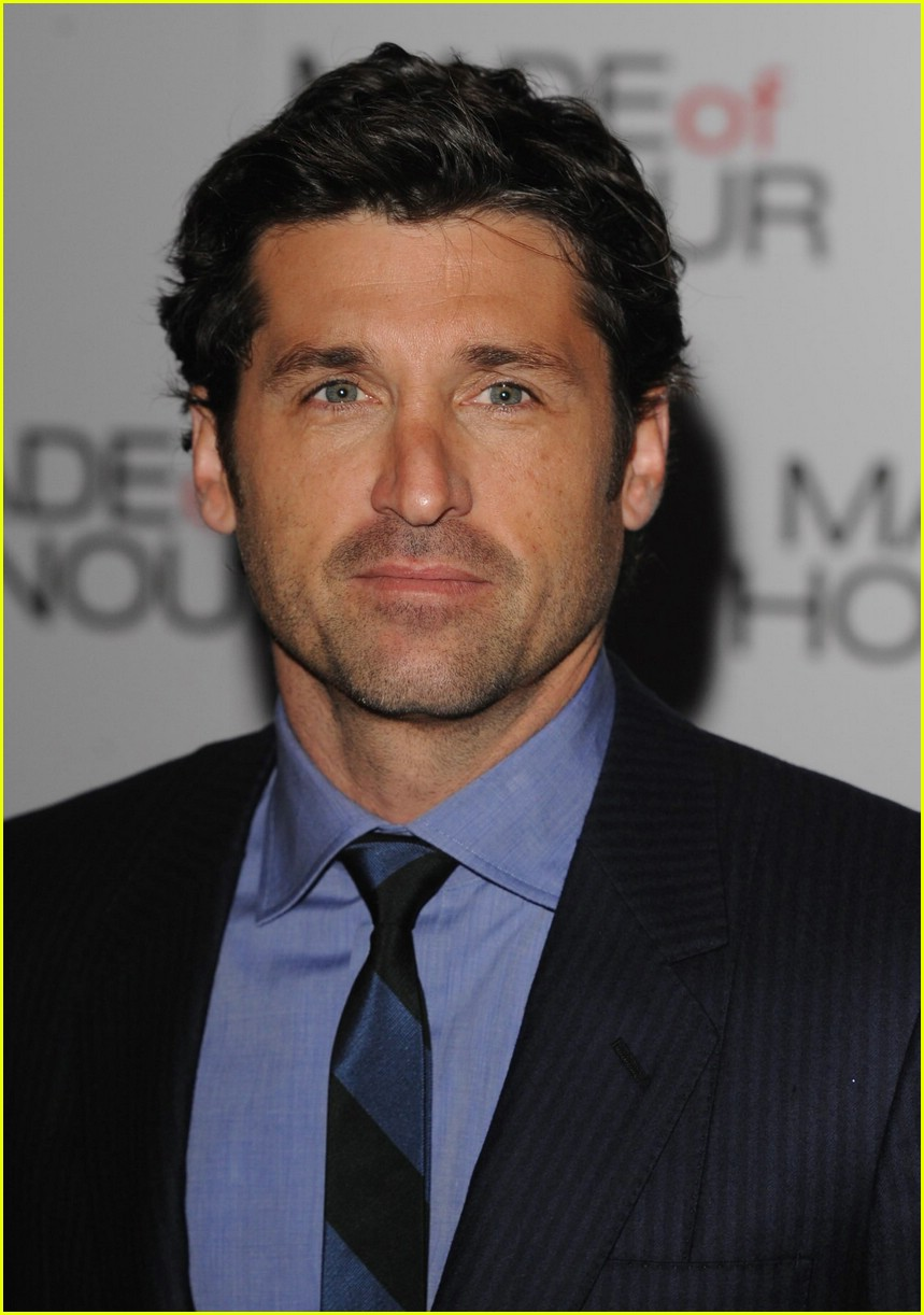 patrick dempsey made of honor premiere 231079931