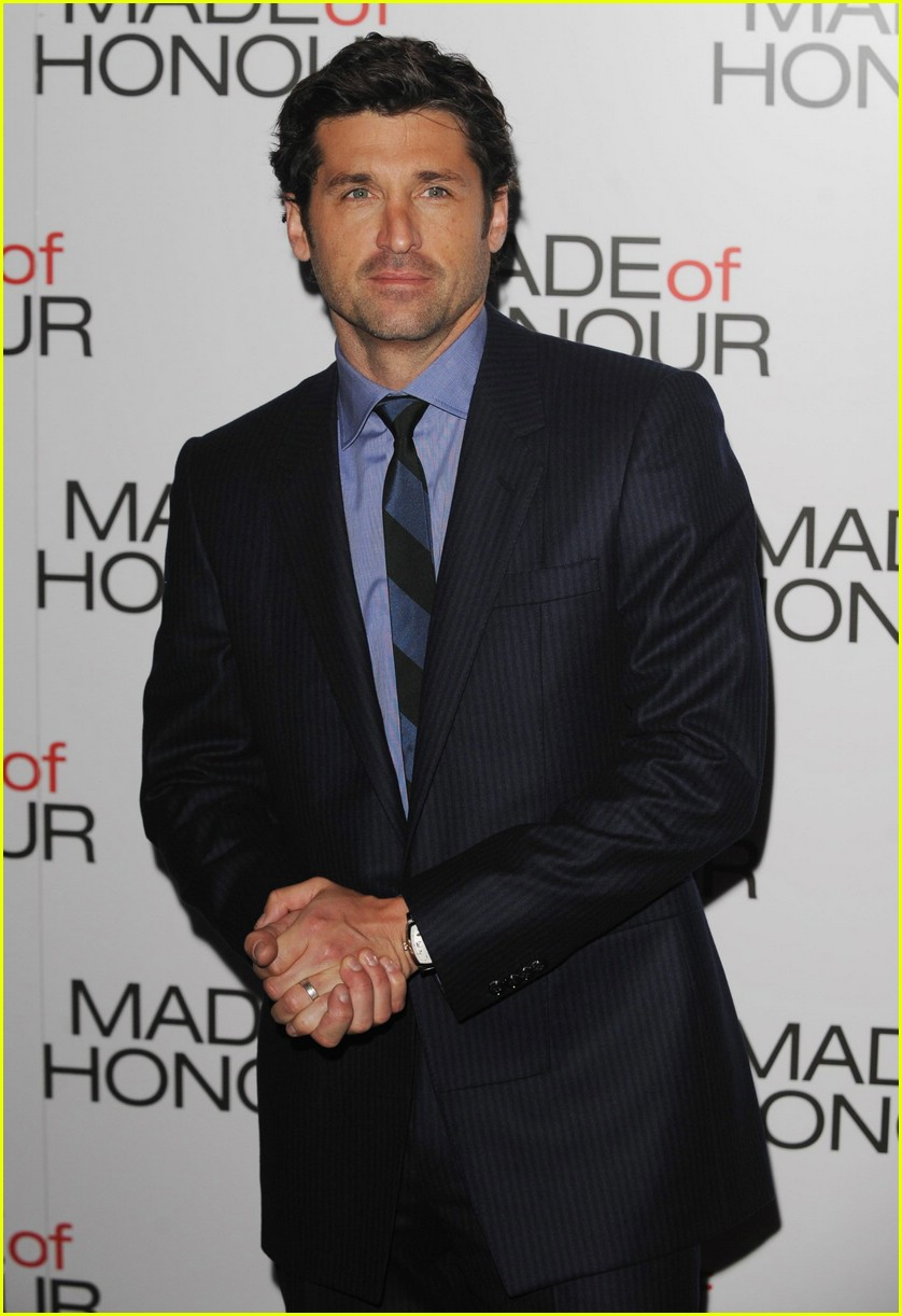 patrick dempsey made of honor premiere 241079941