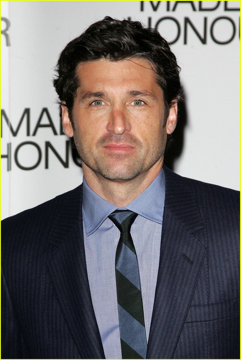 patrick dempsey made of honor premiere 251079951