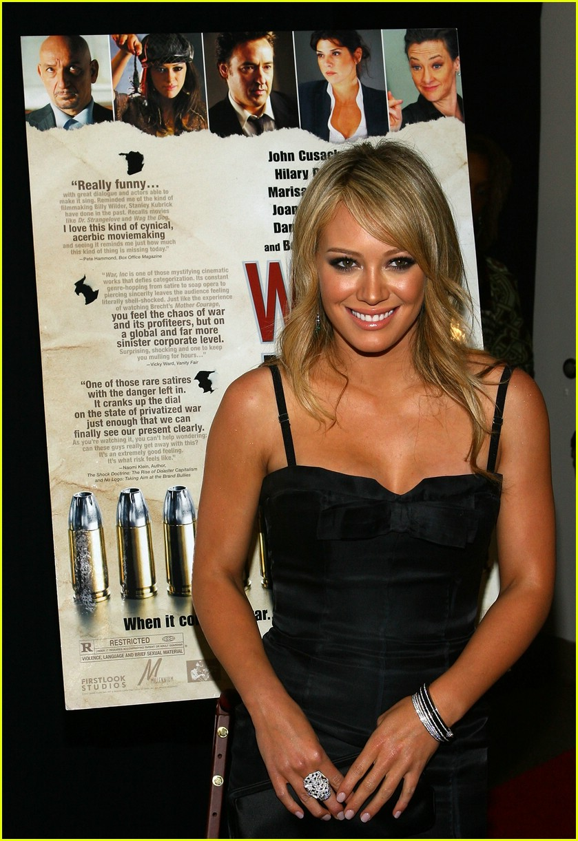 hilary duff war inc 351097071