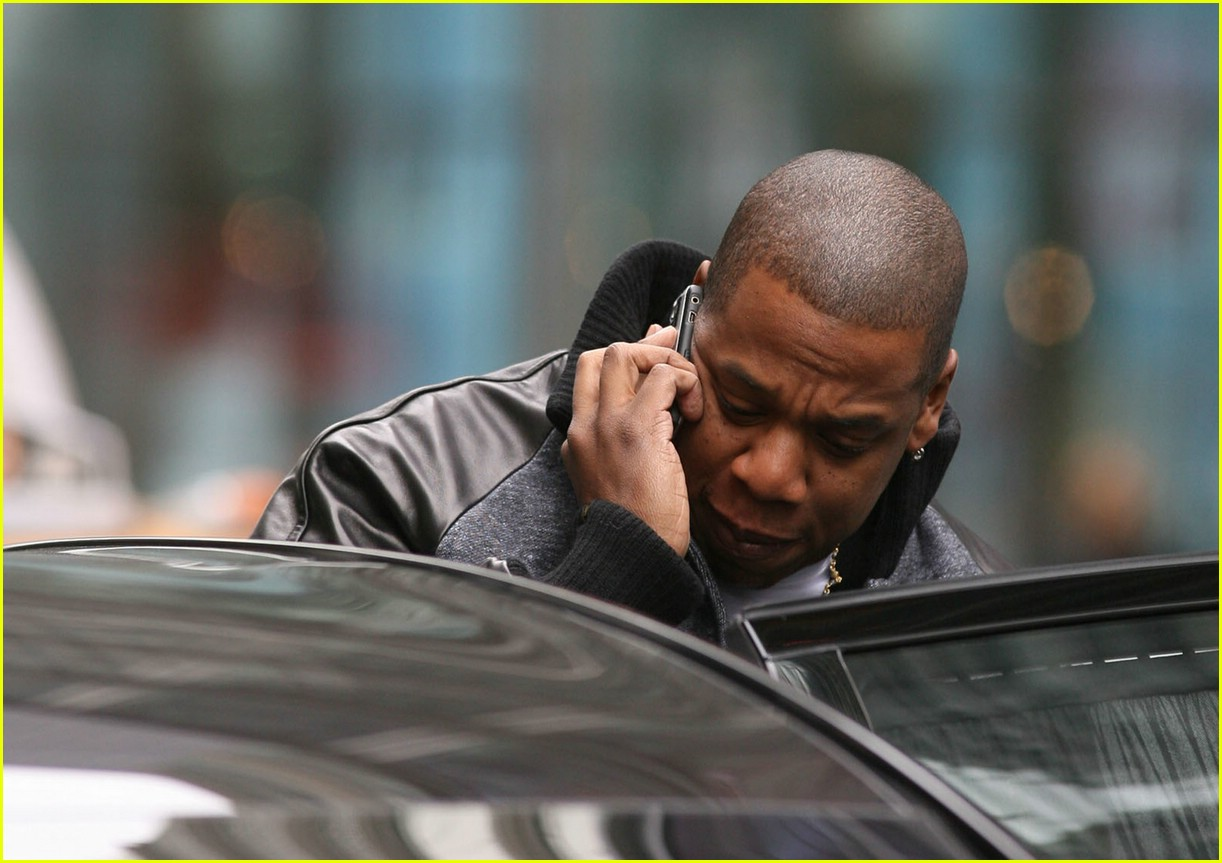 Jay Z Wedding Ring Jay-Z -- Where&...