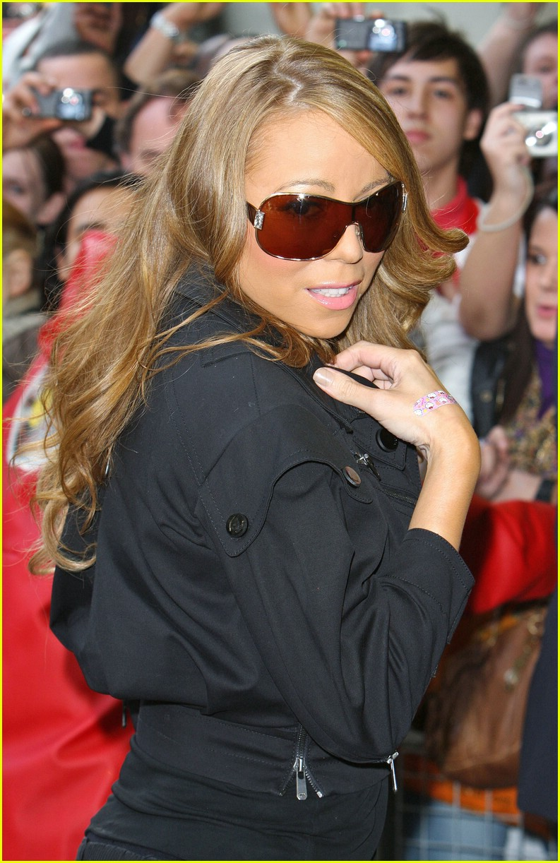 mariah carey touch my body 021039561
