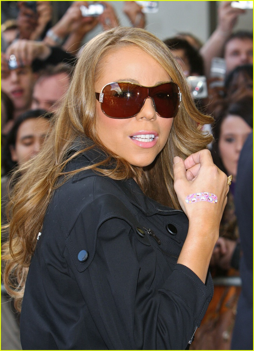mariah carey touch my body 121039661