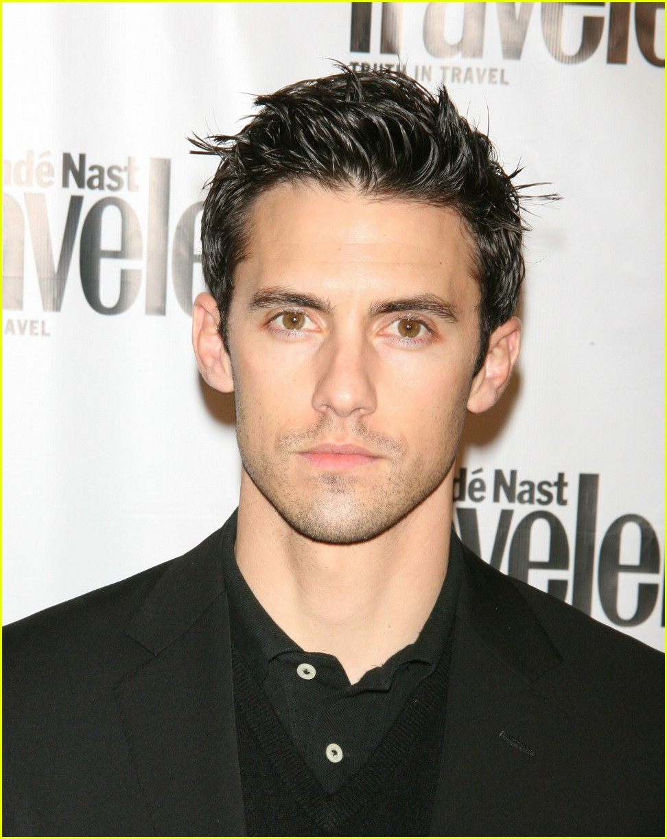 Milo Ventimiglia   BAFTA Awards 2008  Photo 1077721   Adrian Pasdar