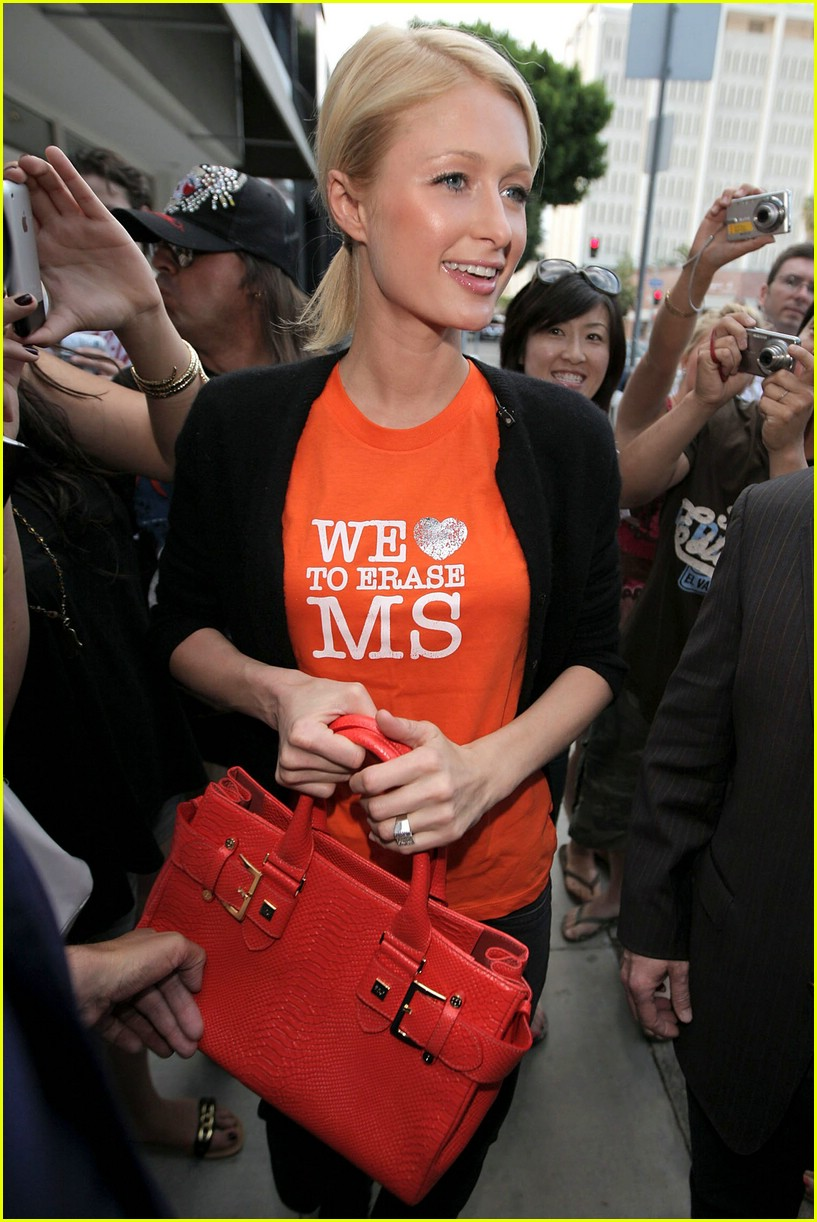 paris hilton race to erase ms 421098031