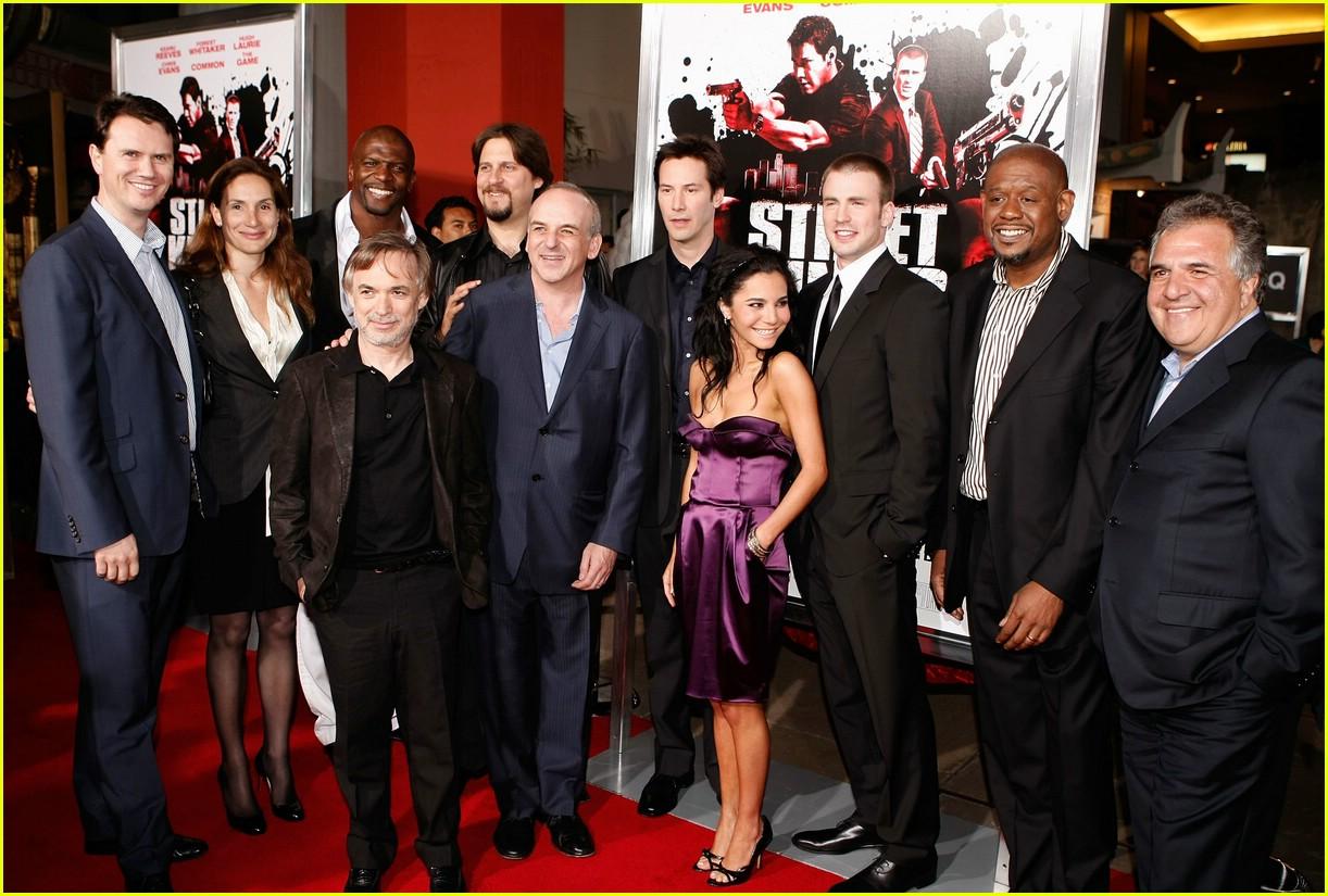 'Streets Kings' Premiere: Photo 1044591   Chris Evans ...