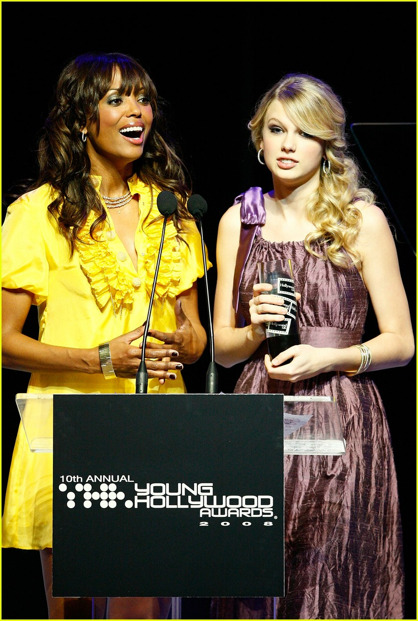 taylor swift young hollywood awards 09