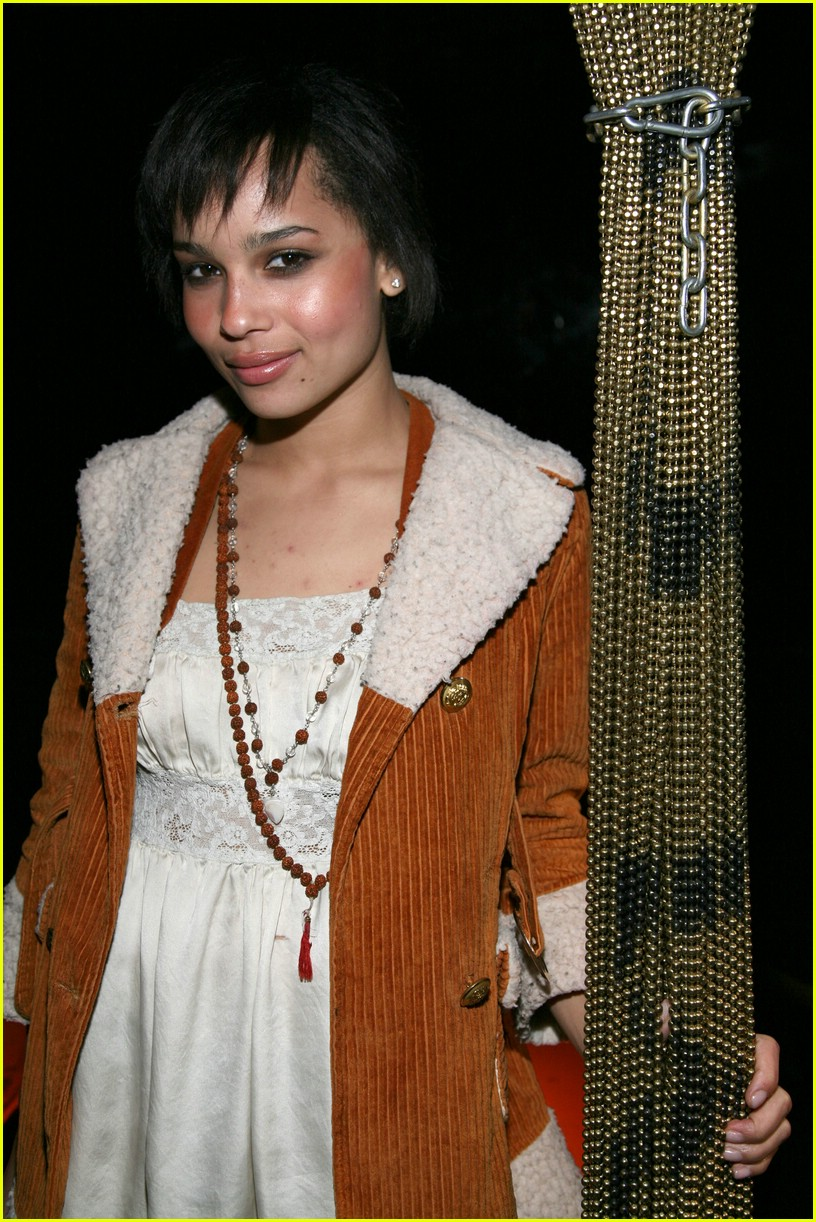 zoe kravitz chanel tennessee tribeca 13